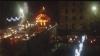 (VIDEO) Poleiul dă traficul peste cap în Capitală. Bulevardul Grigore Vieru, aproape blocat
