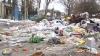 Locuri din Chişinău, transformate în gropi de gunoi: Locatarii aruncă deşeurile direct în stradă