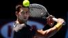 Numărul unu mondial, Novak Djokovic, la un pas de a câştiga trofeul de la Australia Open