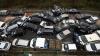 Furia iernii: 85 de maşini au fost aviariate în urma a patru accidente în lanţ