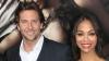 Actorii Bradley Cooper şi Zoe Saldana s-au despărţit pentru a doua oară
