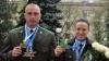 Halterofilii Cristina Iovu şi Anatolie Cârâcu nu au acceptat să reprezinte Azerbaidjanul pe arena internaţională