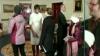 Surpriză la Casa Albă: Vizitatorii reşedinţei prezidenţiale au fost întâmpinaţi chiar de Barack şi Michelle Obama