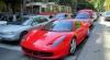 AUTOSTRADA.MD: Un Ferrari 458 Italia de 200.000 euro, surprins pe străzile din Chişinău. FOTO