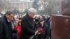 """FOTO REPORT. Comuniştii din Moldova au comemorat 89 de ani de la moartea lui Lenin. """"Trebuie să pornim la luptă"""""""