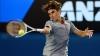 Australian Open: Roger Federer l-a învins în turul doi pe Nikolai Davidenko