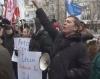 """Protest în faţa Procuraturii Generale! PCRM """"vrea capul"""" lui Zubco (VIDEO)"""