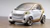 Viitorul model Smart Fortwo va avea dimensiuni mai mari şi un design nou
