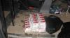 Peste 1000 de pachete de ţigări, confiscate la vamă. Marfa urma să fie vândută în România