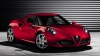 Au fost prezentate primele imagini cu noul Alfa Romeo 4C FOTO