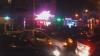 Accident rutier cu implicarea a două maşini în centrul Capitalei