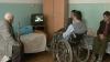 Bătrâneţe în condiţii de mizerie, la azilul din Sărata Galbenă VIDEO