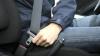 Amenzi de 400 de lei şi trei puncte de penalizare pentru şoferii care nu-şi vor cupla centura de siguranţă