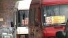 Mai puţine microbuze în Capitală. Pe ruta 161 activează doar două unităţi de transport, iar pe cursa 185 – opt