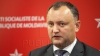 (VIDEO) Dodon vine cu dezvăluiri privind neînţelegerile din Partidul Socialiştilor DETALII