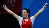 Cristina Iovu, tot mai aproape de azeri. Sportiva încă nu s-a întors din cantonamentul din Baku