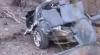 Doi angajaţi ai Poliţiei de Frontieră au murit într-un accident rutier. Maşina în care se aflau s-a izbit într-un copac