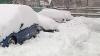Primarul Moscovei a demis un subaltern, care curăţa zăpada de pe străzi în Photoshop  FOTO