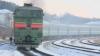 Accident tragic pe o trecere de cale ferată! O maşină s-a tamponat cu trenul Chişinău - Moscova