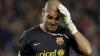 Valdes, pedepsit: Portarul Barcelonei a fost suspendat temporar din Liga spaniolă