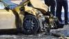 Accident în Rusia. Un Porsche s-a izbit de o Lada. Care a ieşit mai şifonată (FOTO)