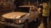 (VIDEO) O maşină a Ambasadei Ucrainei, implicată într-un accident rutier în Capitală