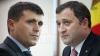 Ce spun Tudor Baliţchi şi Vlad Filat despre dosarul contrabandei de milioane de euro de la Vamă