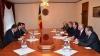 Marian Lupu, la sfat cu o delegaţie de deputaţi din Federaţia Rusă. Află despre ce au discutat