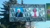 """FOTO """"Cei mai corupţi judecători din Moldova"""" au apărut pe panouri publicitare în Capitală"""
