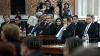 REACŢIA lui Vlad Filat în timpul votării moţiunii de cenzură privind demiterea Guvernului (VIDEO)