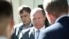 Liderul fracţiunii PLDM, Valeriu Streleţ, faţă-n faţă cu procurorii