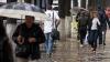 Meteorologii anunţă posibile ploi şi lapoviţă în următoarele zile