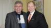 Liderul PL, Mihai Ghimpu, la sfat cu ambasadorul SUA, William H. Moser