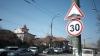 Autostrada.md: În Chişinău au apărut zone unde se circulă cu 30 km/h