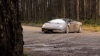 Autostrada.md: Dureros de impresionant. Un Lamborghini Gallardo derapează prin gropile unui drum de ţară (VIDEO)