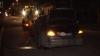 Maşini zdrobite în Capitală. Unul dintre şoferi ar fi trecut la roşu VIDEO