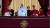 Noul Suveran Pontif îşi face propriile reguli la Vatican. Ce tradiţii a încălcat la prima sa apariţie publică