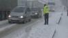 În România a fost prelungit Codul Galben de viscol şi ninsori