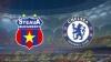 Steaua a fost eliminată din Liga Europei, după ce a fost învinsă de Chelsea cu 1:3