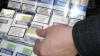 A crezut că de 8 martie va reuşi să treacă vama cu 60.000 de ţigarete de contrabandă, fără a fi depistat