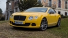 Autostrada.md: Test Drive cu Bentley Continental GT Speed
