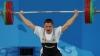 Halterofilul Igor Bour a devenit vicecampion european