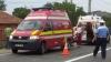 Un microbuz din Republica Moldova s-a răsturnat în România: Trei oameni au fost răniţi