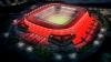 Unul dintre stadioanele care va găzdui meciurile Campionatului Mondial din 2014, aproape de a fi inaugurat