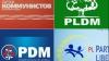 Cum ar vota moldovenii, dacă ar avea loc alegeri parlamentare: PCRM creşte, PLDM scade dramatic