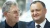 Unionismul bagă zâzanie între deputaţi. Ghimpu către Dodon: Eu nu cobor la nivelul proştilor şi trădătorilor VIDEO