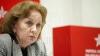 Zinaida Greceanîi la sfat cu Serghei Narîşkin. VEZI ce au discutat cei doi oficiali
