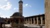 Minaretul Marii Moschei a Omeiazilor din Aleppo a fost distrus în urma violenţelor din Siria
