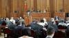 Pensiile, motiv de dispută în Parlament. Deputaţii sugerează Guvernului în exerciţiu să împrumute bani de la partenerii externi