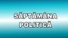 Retrospectiva politică a săptămânii: Parlamentul a schimbat sistemul de vot, a fost ales procurorul general, iar scandalul din PL continuă